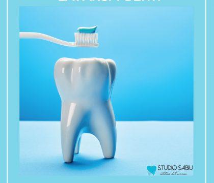 lavarsi i denti i consigli su quale dentifricio utilizzare - Studio Sabiu - San Giovanni Suergiu